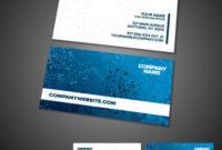 Business Card Template Ai – Business Card – Website with Fresh Blank Business Card Template Photoshop