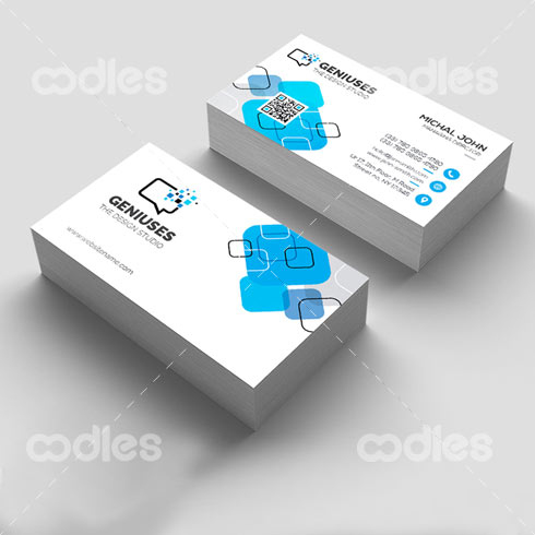 Business Card Template - Photoshop Design-Easy Editable pertaining to Create Business Card Template Photoshop