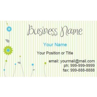 Business Card Template Word Blank - Business Card inside Word Template For Business Cards Free