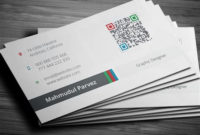 Business Card Vertical Template Free — Soddisfazione Garantita Pertaining To 2 Sided Business Card Template Word