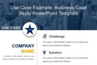 Business Case Example - Slide Team pertaining to Case Presentation Template