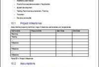 Business Case Template | Software | Software Templates within New How To Create A Business Case Template