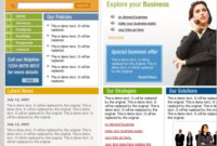 Business Company Template Free Website Templates In Css for New Website Templates For Small Business