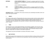 Business-In-A-Box – Download Purchase Agreement Templates with Unique Business In A Box Templates