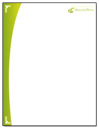 Business Letterhead Design & Printing, Business Letterhead in Quality Business Headed Letter Template