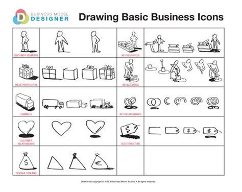 Business Model Canvas Trame, Cliquez Ci-Après Pour with Quality Business Model Canvas Word Template Download