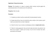 Business Procedures – Download Templates | Business-In-A-Box™ intended for Unique Business In A Box Templates