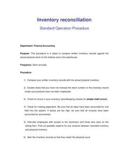 Business Procedures - Download Templates | Business-In-A-Box™ intended for Unique Business In A Box Templates