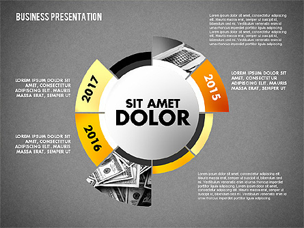 Business Project Presentation Template - Presentation in Free Download Powerpoint Templates For Business Presentation