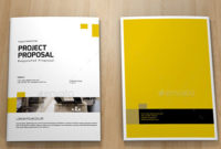 Business Project Proposal Template | Business Brochure On intended for Unique Business Proposal Template Indesign