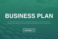 Business Proposal Keynote Template – Free Download! for Business Plan Cover Page Template