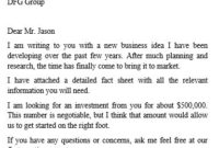 Business Proposal Letter And How To Make It   Mous Syusa in Business Partnership Proposal Letter Template