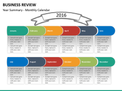 Business Review Powerpoint Template | Sketchbubble within Best Business Plan Template Powerpoint Free Download