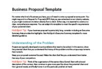 Business Template Directory | Hubspot regarding Business Analysis Proposal Template