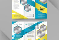Business Tri-Fold Brochure Template Design - Download Free pertaining to Free Tri Fold Business Brochure Templates