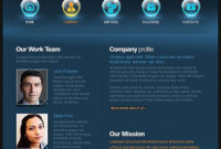 Business Website Template #17878 with Quality Template For Business Website Free Download