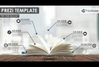 By The Book - Prezi Template - Youtube regarding Prezi Presentation Templates