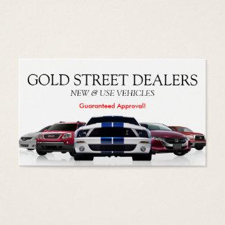 Car Dealer Business Cards & Templates | Zazzle intended for New Automotive Business Card Templates