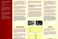 Case Study Poster Presentation Template – Case Report with regard to Business Case Presentation Template Ppt