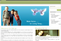 Charity Trust Template Free Website Templates In Css, Html for New Estimation Responsive Business Html Template Free Download