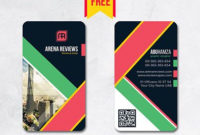 """Check Out New Work On My @Behance Portfolio: """"#Free With Regard To Business Card Size Template Psd"""