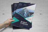 """Check Out New Work On My @Behance Portfolio: """"Project intended for Quality Business Proposal Indesign Template"""