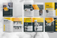 """Check Out New Work On My @Behance Portfolio: """"Proposal in Business Proposal Indesign Template"""