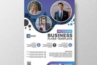 """Check Out New Work On My @Behance Portfolio: """"Psd Flyer with Unique New Business Flyer Template Free"""