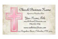 Christian Designs Business Cards & Templates   Zazzle with Fresh Christian Business Cards Templates Free