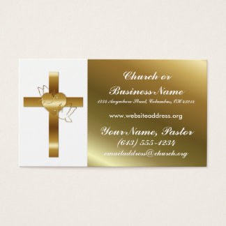 Church Business Cards & Templates   Zazzle for Christian Business Cards Templates Free