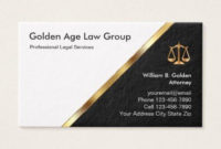 Classy Attorney And Legal Services Business Card   Zazzle pertaining to Unique Lawyer Business Cards Templates