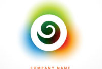 Colorful Company Business Abstract Logo Design – Download within Business Logo Templates Free Download