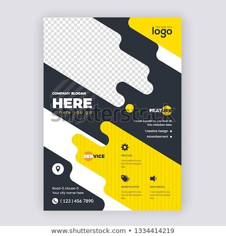Commercial Business Flyer Design Template. Flyer Design with regard to Unique New Business Flyer Template Free