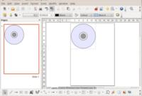 Computer News: Openoffice / Libreoffice Draw Template regarding Open Office Presentation Templates