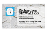 Construction Business Cards, 4400+ Construction Business inside Plastering Business Cards Templates