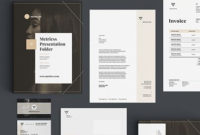 Corporate Stationery | Proposal Templates, Presentation for Indesign Presentation Templates