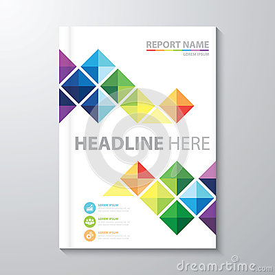 Cover Annual Report Stock Vector - Image: 44978911 with Music Business Plan Template Free Download