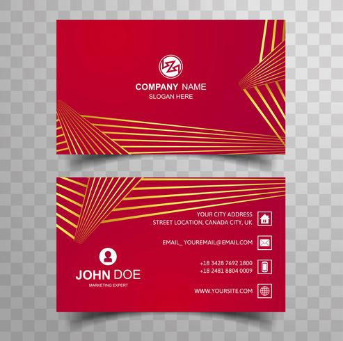 Creative And Clean Double Sided Business Card Template pertaining to Business Cards For Teachers Templates Free