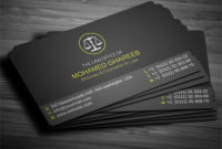 Creative Lawyer Business Card [ Update 1-2014 ] On Behance with regard to Quality Google Search Business Card Template
