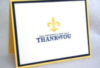 Cub Scout Thank You Template – Google Search | Cub Scouts pertaining to Cub Scout Den Meeting Agenda Template