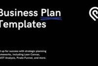 Customize 201+ Business Presentations Templates Online – Canva for Business Plan Presentation Template Ppt