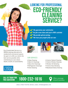 Customize 450+ Cleaning Service Flyer Templates | Postermywall with regard to Best Flyers For Cleaning Business Templates