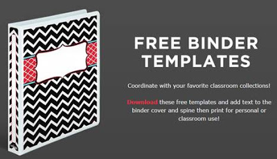 Daily Autism Freebie: Fun Binder Cover Templates intended for Business Binder Cover Templates