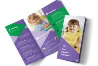 Daycare Center Brochure Template | Mycreativeshop throughout Unique Daycare Center Business Plan Template