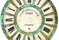 Decopaula | Relojes De Pared, Reloj Decoracion Y Reloj intended for Agenda Template With Roman Numerals