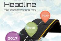 Digital Roadmap Prezi Template | Prezibase within Prezi Presentation Templates