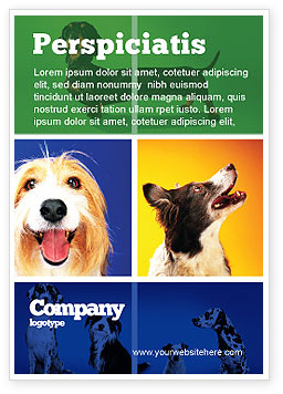 Dog Breed Brochure Template Design And Layout, Download throughout New Dog Breeding Business Plan Template