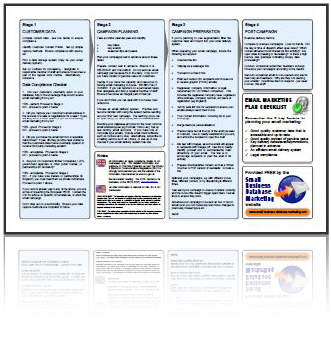 Download Your Email Marketing Plan Checklist Here with regard to Business Promotion Email Template