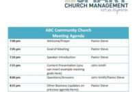 Downloadable Church Forms pertaining to Best Interview Business Plan Template