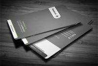 นามบัตรสวย เพิ่มพลังให้ธุรกิจ ทำนามบัตรสวยๆกันเถอะ in Fresh Black And White Business Cards Templates Free